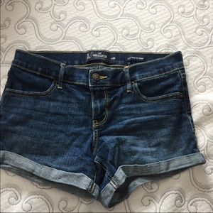 Hollister Jean Shorts Sz. 3